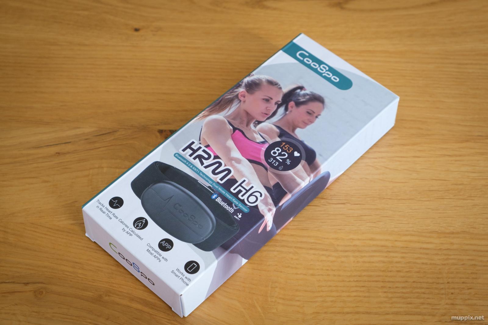 CooSpo HRM 808S Heart Rate Sensor Bluetooth,***
